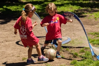 Super Soccer Stars (Ages 3 to 5)